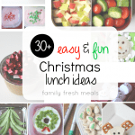 Easy and Fun Christmas Food Ideas