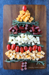 Easy Holiday Appetizer Idea - FamilyFreshMeals.com -