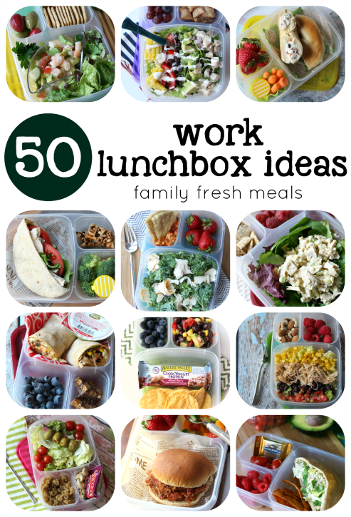 055ad95c841f Over 50 Healthy Work Lunchbox Ideas - Family Fresh Meals