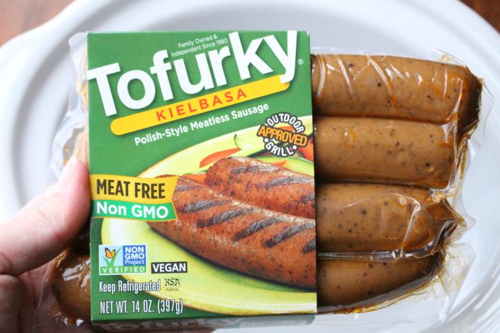 Crockpot Honey Garlic Polish Sausage - Fabulous Appetizer - FamilyFreshMeals