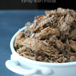 Easy Crockpot Balsamic Beef