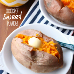 How to make Crockpot Sweet Potatoes