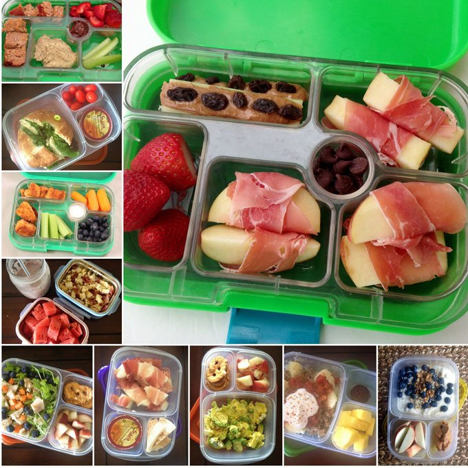 75 healthy work lunch ideas - from MOMables.com