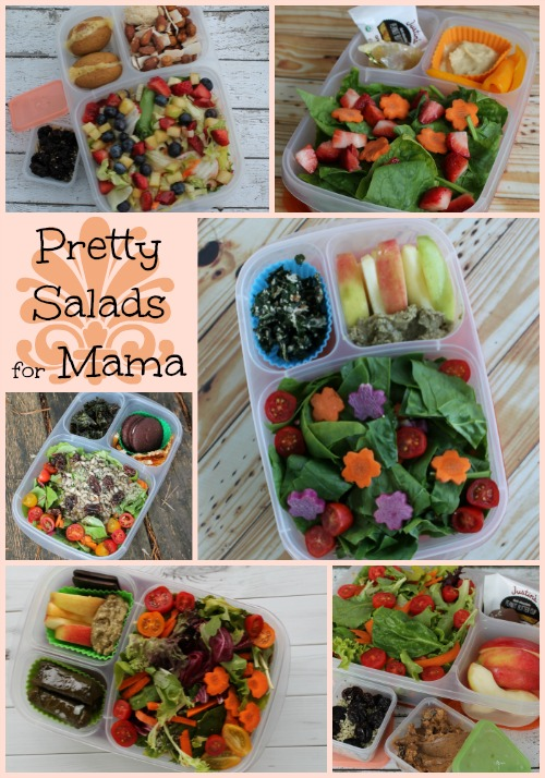 pretty salads ideas