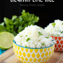Copycat Chipotle Cilantro Lime Rice