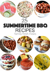 The Best Summertime BBQ Recipes