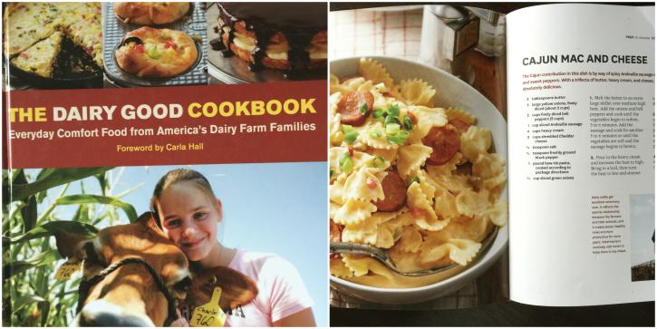 Cajun Mac and Cheese - The Dairy Good Cookbook