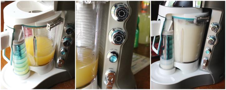 Margaritaville® Bali™ Frozen Concoction Maker - Steps 2-4