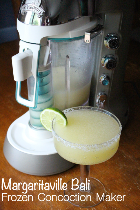 Margaritaville Bali - Frozen Concoction Maker - FamilyFreshMeals.com