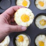 Oven Baked Egg Bites