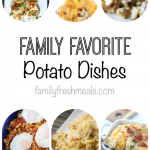 Family Favorite Potato Dishes