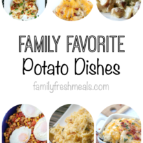 Family Favorite Potato Dishes