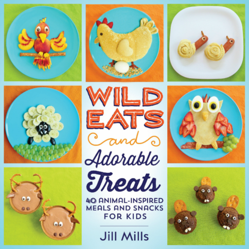 Wild Eats and Adorable Treats - fun food for kids