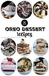 Oreo Dessert Recipes
