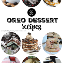 Oreo Dessert Recipes
