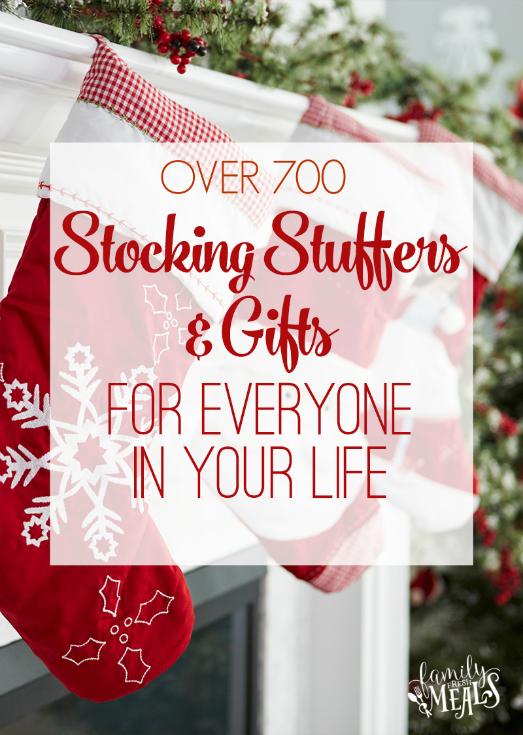 stocking stuffers gift ideas familyfreshmealscom