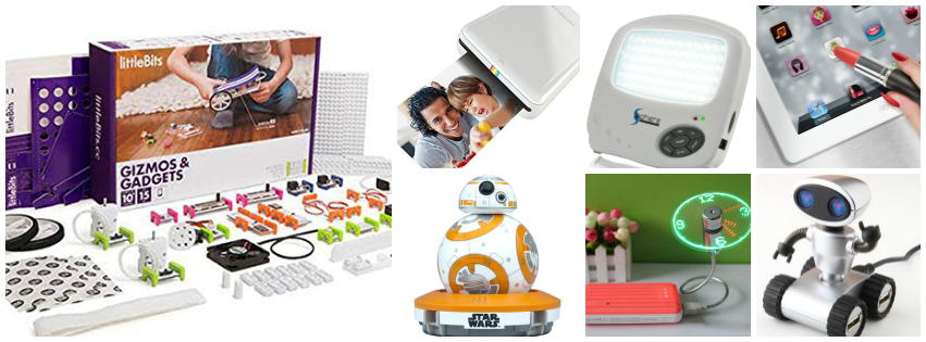 Stocking Stuffer Gift Ideas For Everyone - gadgets galore