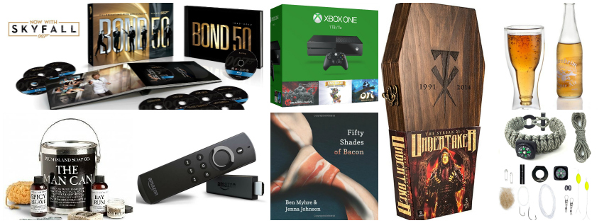 Stocking Stuffer Gift Ideas For Everyone - for him