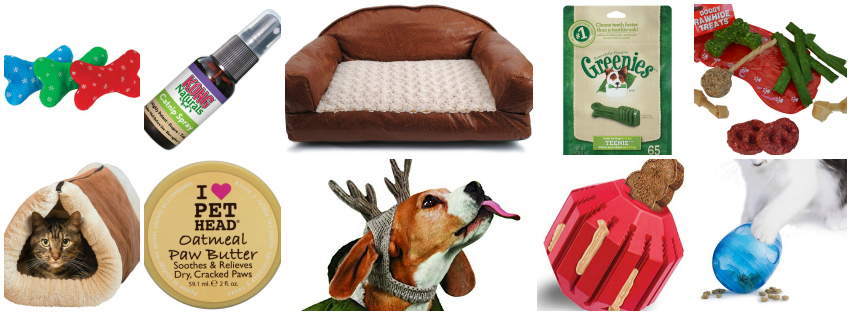 Stocking Stuffer Gift Ideas For Everyone - pet lovers