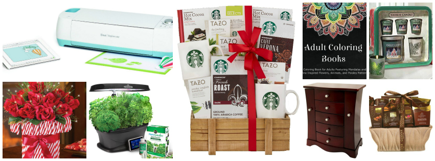 Stocking Stuffer Gift Ideas For Everyone - for her
