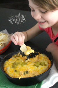 Chili Relleno Dip - Family Fresh Meals -- enjoy