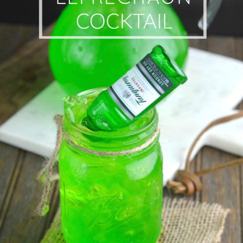 LUCKY LEPRECHAUN COCKTAIL - FamilyFreshMeals.com