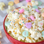Valentine's Day Popcorn Treat