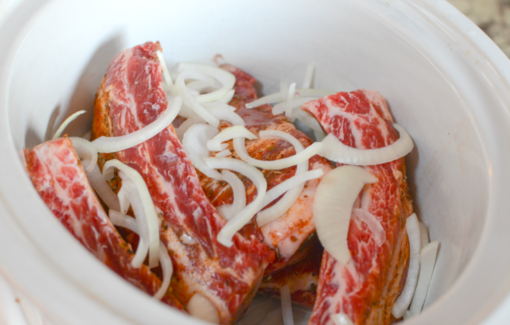 Slow Cooker Short Ribs Step 2