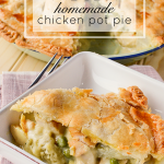 The Best Homemade Chicken Pot Pie