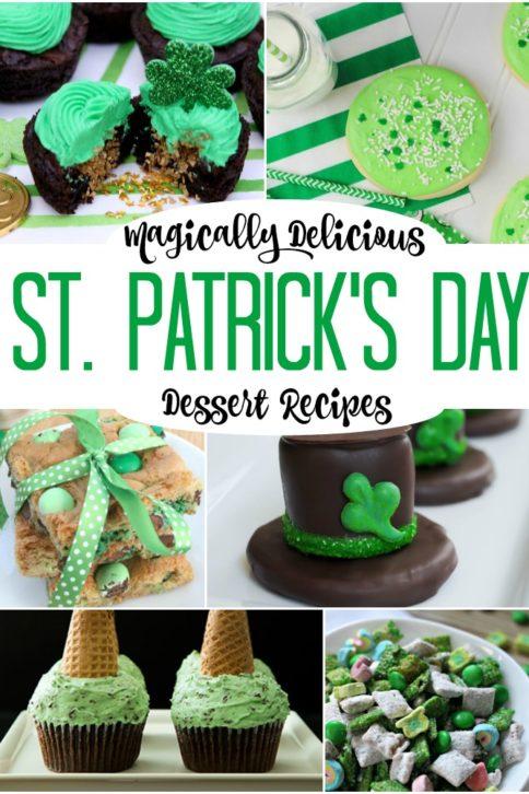 Magically Delicious St. Patrick's Day Dessert Recipes - FamilyFreshMeals.com