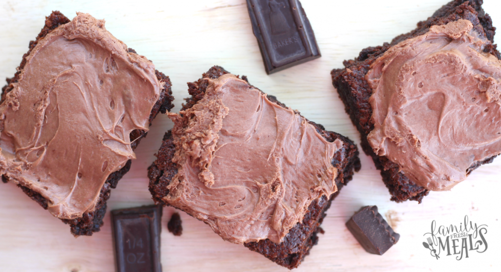 Homemade Brownies recipe - Family Fresh Meals
