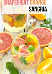 Grapefruit Orange Sangria