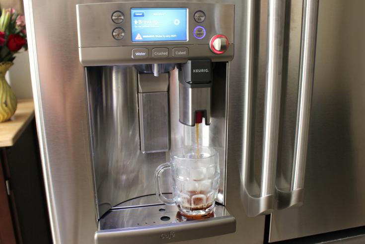 ge coffee machine