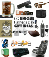 60 Unique Father's Day Gift Ideas