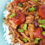 Crockpot Korean Pork