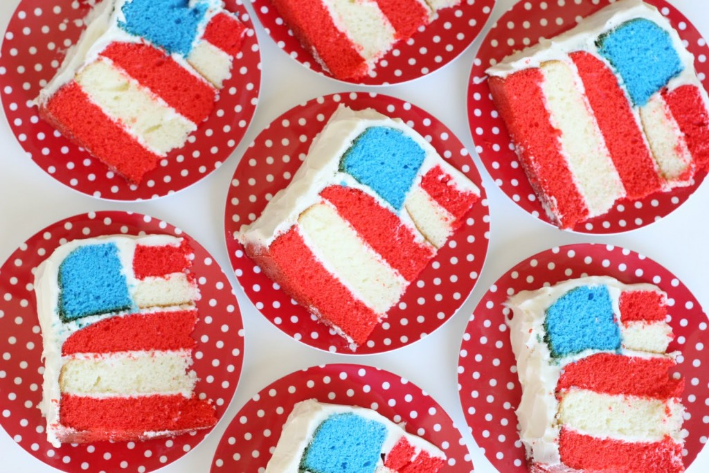 flag-cake-slices