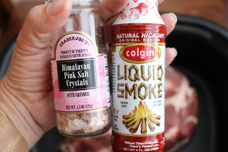 Ingredient Crockpot Kalua Pork - Family Fresh Meals