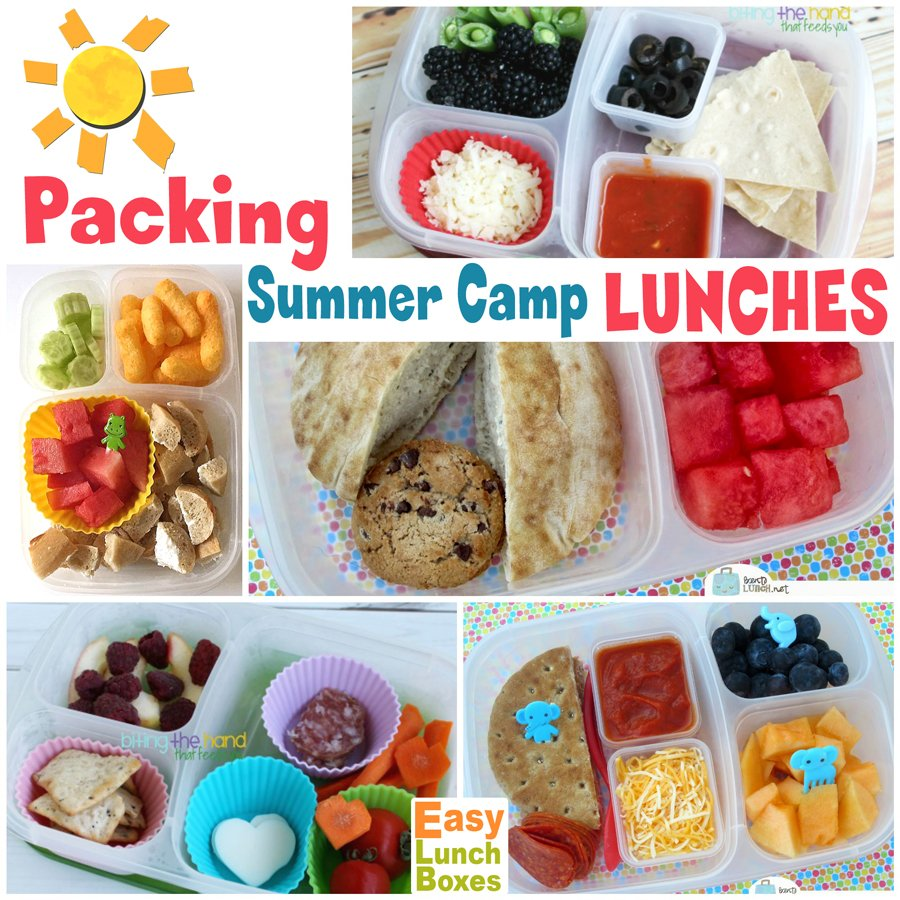 Fun Summer Lunchbox Ideas