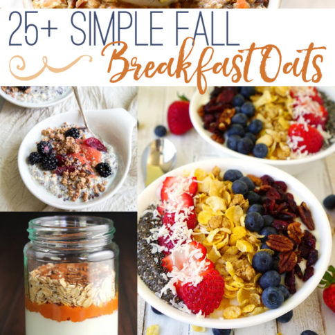 25 simple fall breakfast oats