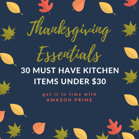 30 Thanksgiving Must have Kitchen Gadgets