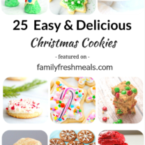 25 Easy and Delicious Christmas Cookies