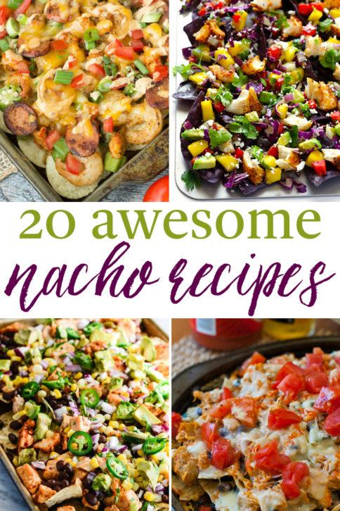 20 Awesome Nacho Recipes - FamilyFreshMeals.com