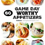Game Day Super Bowl Appetizers