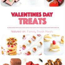 Valentines Day Treats