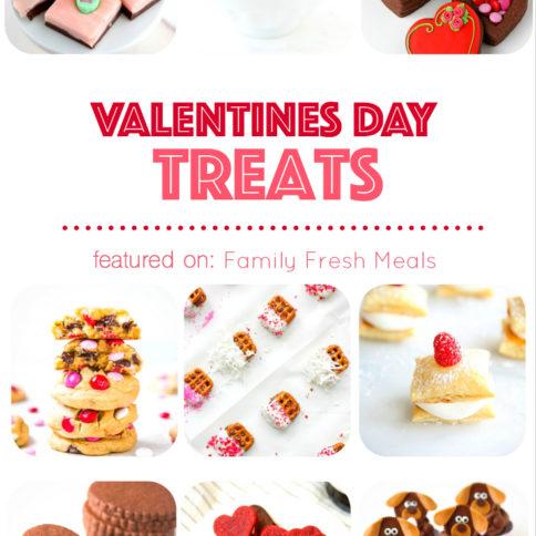 Valentines Day Treats - FamilyFreshMeals.com