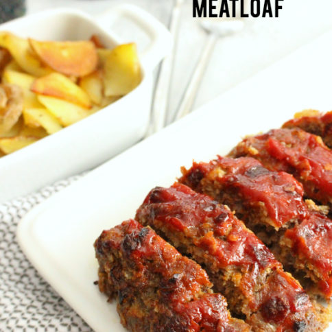 Chipotle Glazed Meatloaf - Family Fresh Meals - Yummy Blue Apron meal