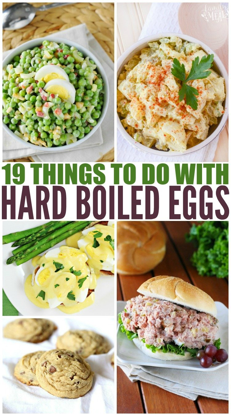 Watch How to Use Leftover Hard Boiled Eggs video