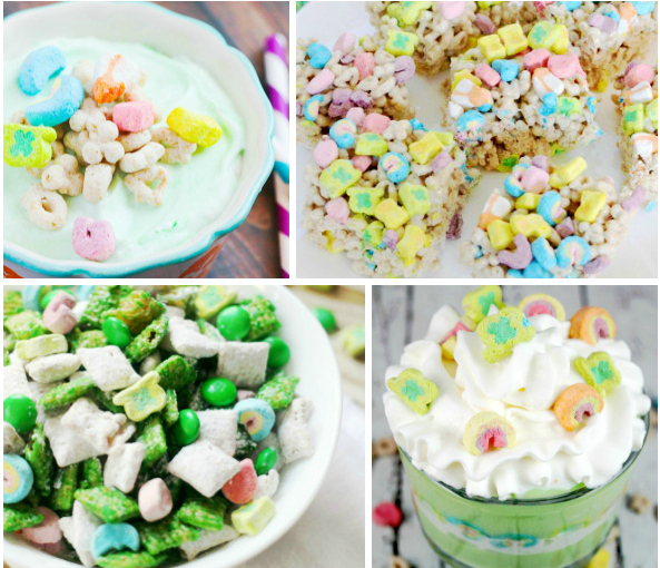Fun Lucky Charms Recipes - Family Fresh Meals