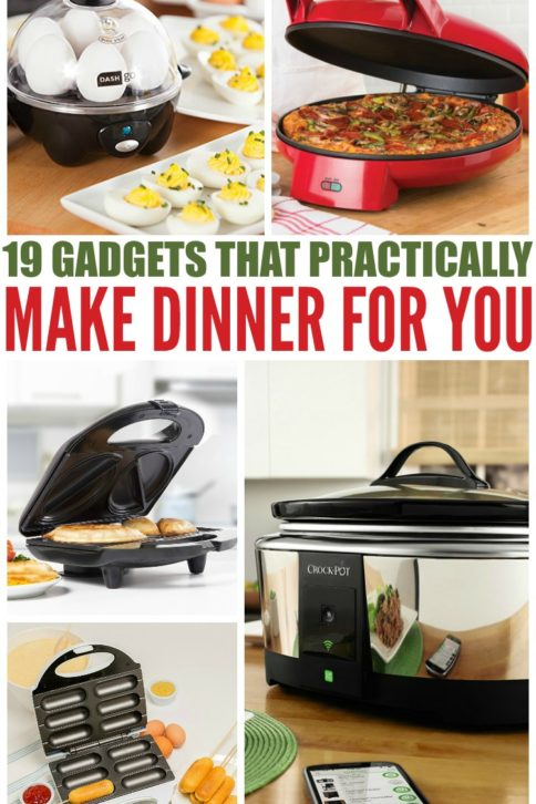 Kitchen Gadgets that Practically Make Dinner