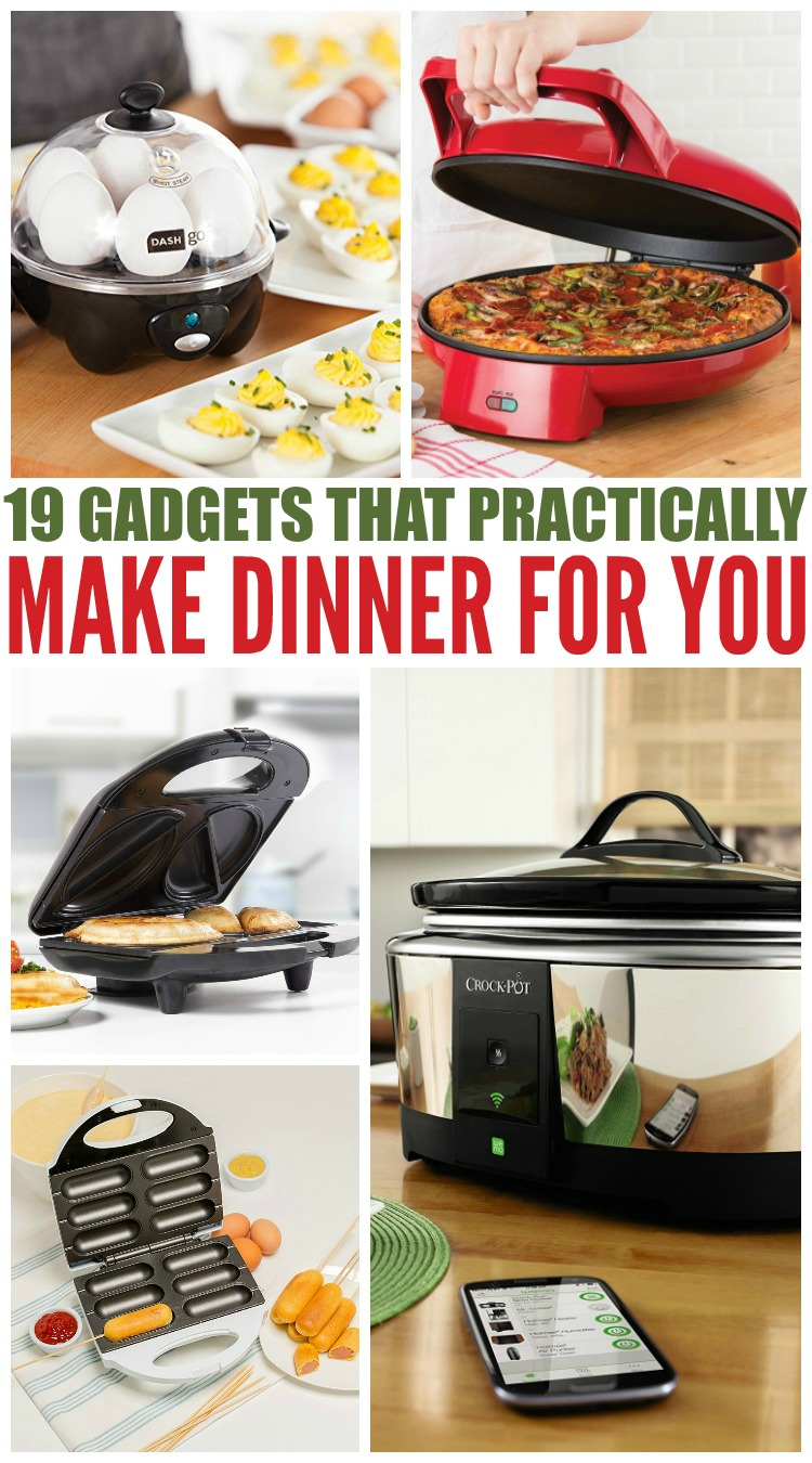 Kitchen Gadgets That Practically Make Dinner For You Family Fresh Meals